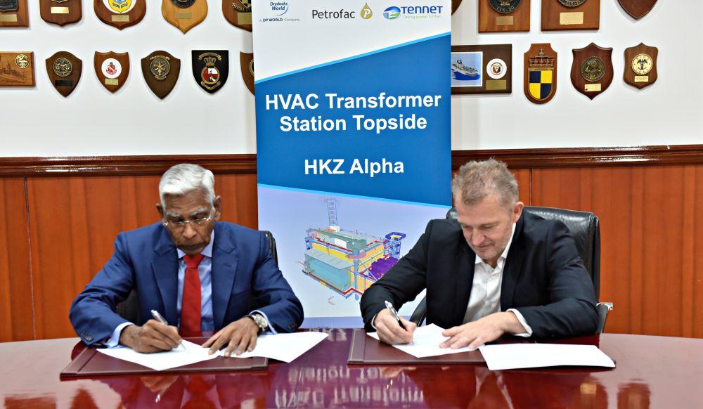 http://www.drydocks.gov.ae/cmsالأحواض الجافة العالمية تبني نظاماً لتحويل التيار الجهد العالي المتردّد للمنصات البحرية بسعة 700 ميجاواط الأول من نوعه في الشرق الأوسط