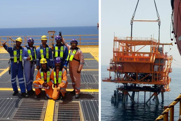 http://www.drydocks.gov.ae/cmsDrydocks World completes 5th project for the Arabian Gulf oil and gas fields