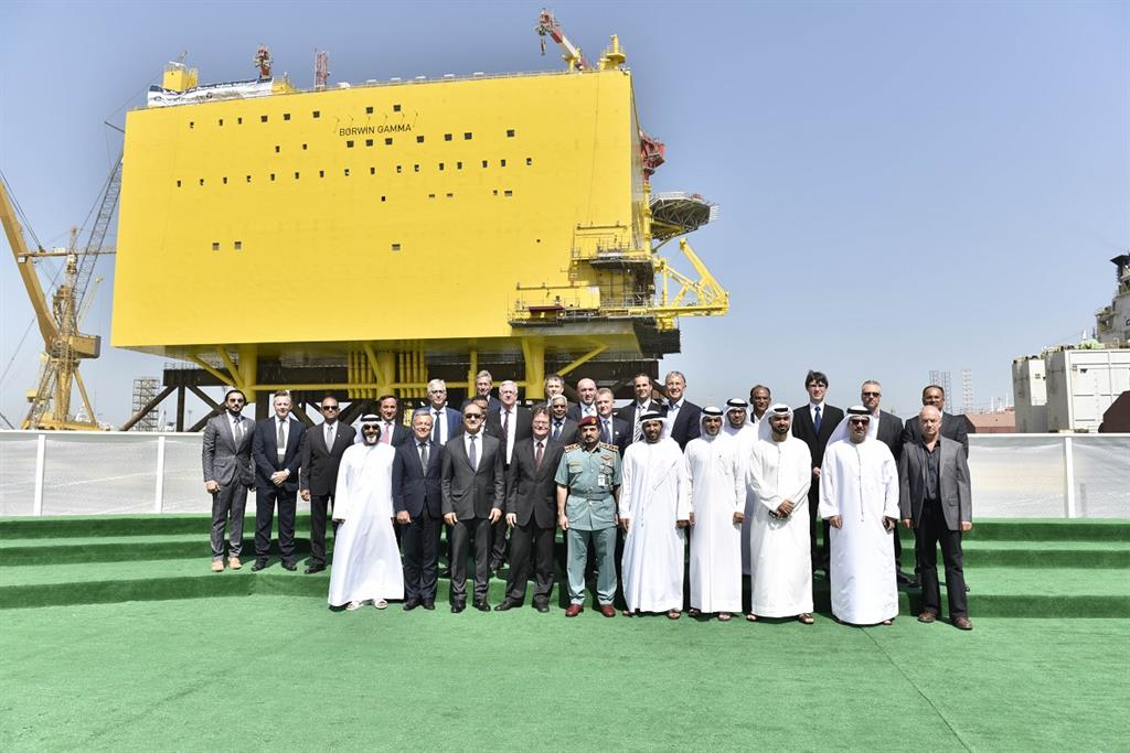 http://www.drydocks.gov.ae/cmsDrydocks World-Dubai completes BorWin gamma Platform Topside Fabrication expected to power more than one million households