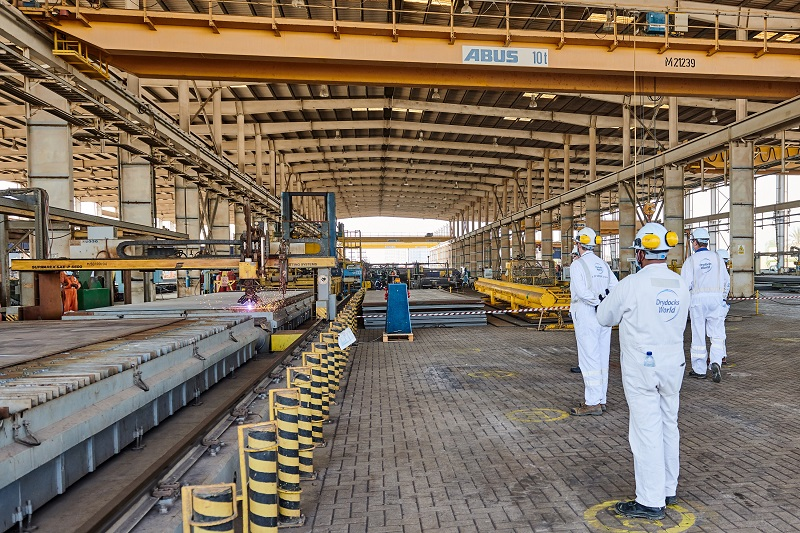 https://www.drydocks.gov.ae/cmsDrydocks World begins production on Lekki SPM Project