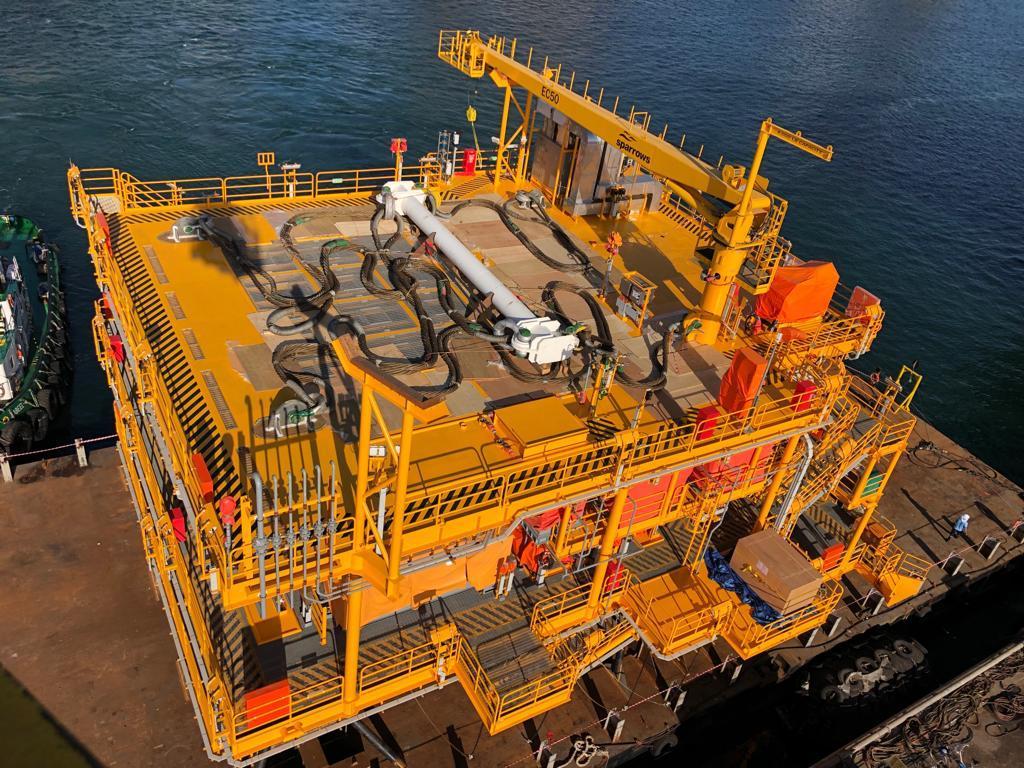 http://www.drydocks.gov.ae/cmsRashid D Wellhead Platform completed by Drydocks World for offshore UAE