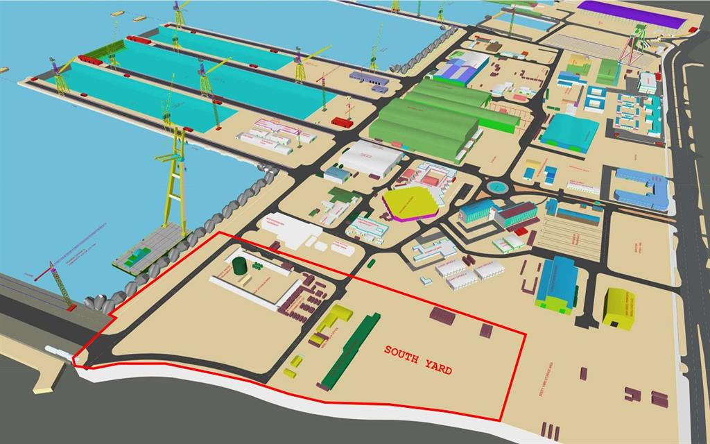 https://www.drydocks.gov.ae/cmsDRYDOCKS WORLD ANNOUNCES THE OPENING OF 'SOUTH YARD' AS PART OF DP WORLD STRATEGY AND DUBAI'S SMART TECHNOLOGY TRANSFORMATION